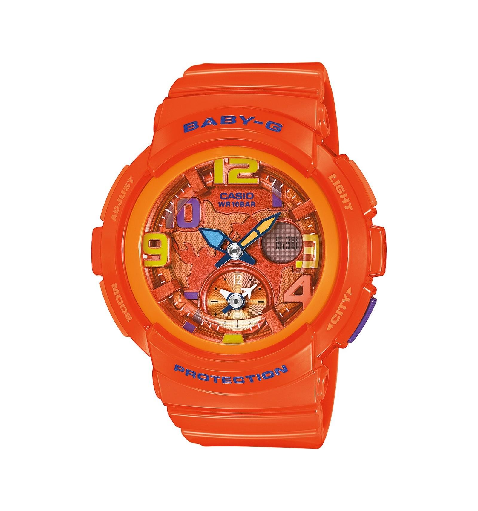 Купить наручные часы Casio G-Shock Edifice Pro Trek Baby-G