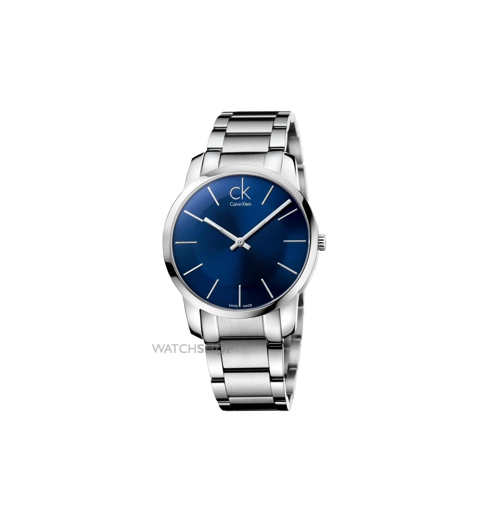 Ck quartz часы